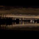 Melbourne During Winter by lukefarrugia