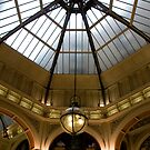 Melbourne Block Arcade Dome by James Torrington