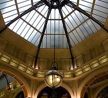 Melbourne Block Arcade Dome by James Torrington
