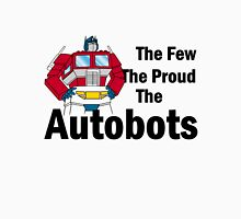 Transformers - The Few The Proud - Black Font Men's Baseball ¾ T-Shirt