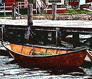 Nantucket Sleigh Ride Whaleboat by RC deWinter