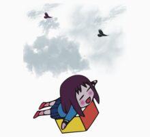 I Wanna Fly by mixedartone