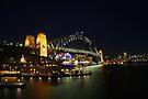 Sydney Harbour Bridge by Nicoletté Thain Photography
