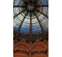 Paris Galeries Lafayette II Photographic Print