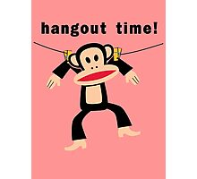 Hangout Time Photographic Print