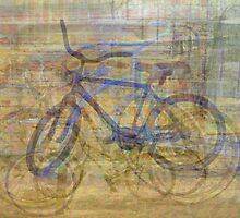 Bicycles and Tricycles by suzannem73