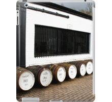 A Row of Barrels iPad Case/Skin