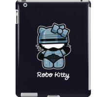 Robo Kitty iPad Case/Skin