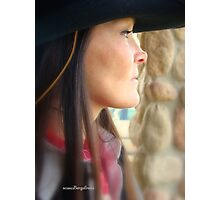 Woman Of The West Photographic Print