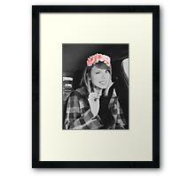 Taylor Swift *Wink* Framed Print