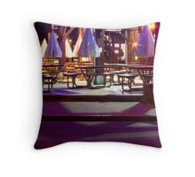 Seafood Diner - Freo Throw Pillow