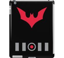 Batman Beyond Costume T with Belt iPad Case/Skin