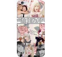 Taylor Swift Collage - Pink ♡ iPhone Case/Skin