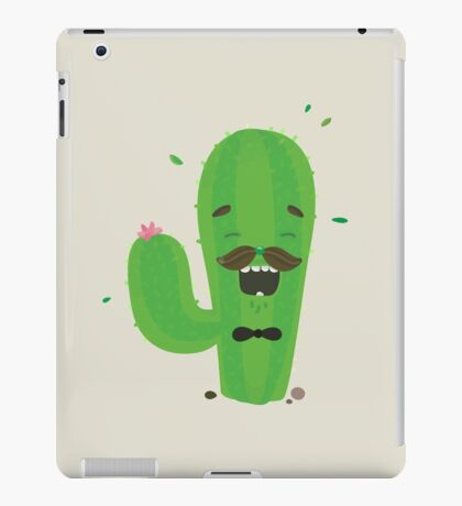 Señor Pickles iPad Case/Skin