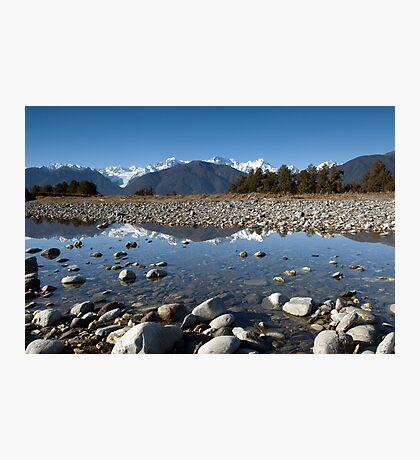 Fox Glacier. Photographic Print