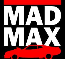 RUN M.A.X. by claygrahamart