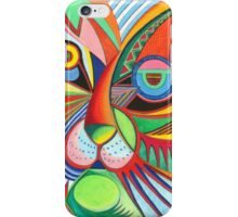 Tiger Abstract  iPhone Case/Skin