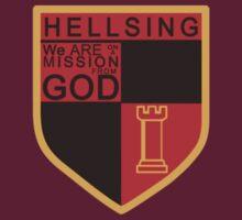 Seras Victoria's Hellsing Badge (Badge Size) by xanaman