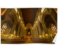 Ripon Cathedral Poster