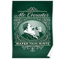 Wafer Thin Mints Poster