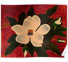 Magnolia petite Poster