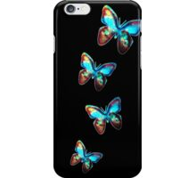 Space Butterfly, Butterflies, Galaxy, Universe, Planet, Nature iPhone Case/Skin