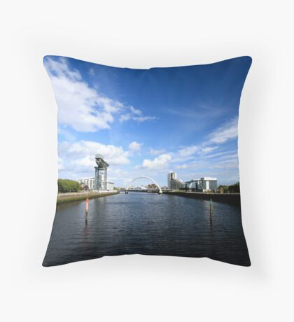 Clyde View Throw Pillow