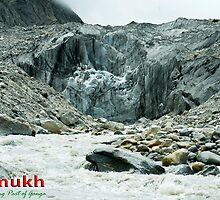 Gomukh (The Begining Part of Ganga) by RajeevKashyap