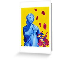 New Times Roman Greeting Card