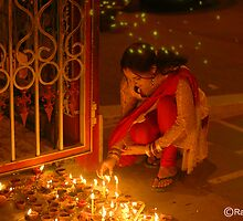 DIWALI,  A FESTIVAL OF LIGHTS by RakeshSyal