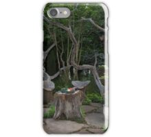 RHS Chelsea Flower Show iPhone Case/Skin