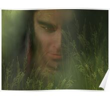 Whispers in the Grass Poster