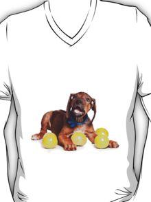 Funny red Ridgeback puppy T-Shirt