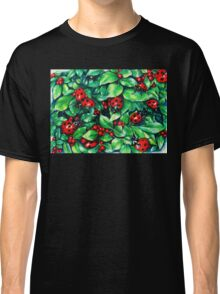 Ladybugs in the Hedge Classic T-Shirt