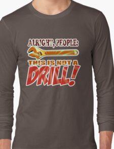 Drill t-shirt T-Shirt