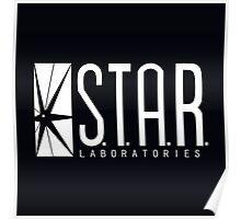 S.T.A.R. Labs Poster
