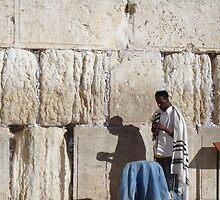 One place for all Jews by maurolandau