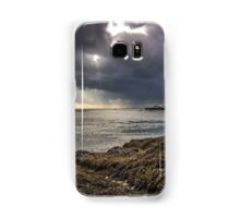 Storm Over Dovey Samsung Galaxy Case/Skin