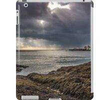 Storm Over Dovey iPad Case/Skin