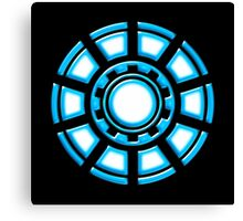 Arc Reactor, Comic, Hero, Superheroes,  Canvas Print