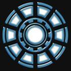 Arc Reactor, Comic, Hero, Superheroes,  by boom-art