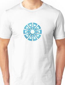 Arc Reactor, Comic, Hero, Superheroes,  Unisex T-Shirt
