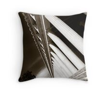 Tilted Throw Pillow
