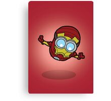 Minions Assemble - Iron Min Canvas Print