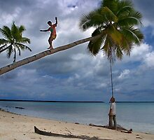 And Funambulist - Pohnpei, Micronesia by Alex Zuccarelli