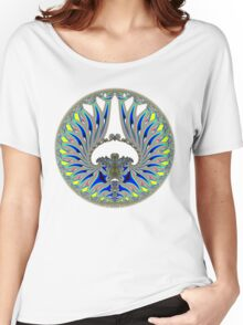 'BlueWings' Women's Relaxed Fit T-Shirt