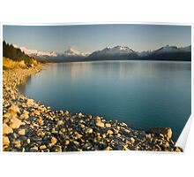 Mt Cook. Poster