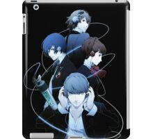 Persona 4 - Yu, Yosuke, Rise & Naoto iPad Case/Skin