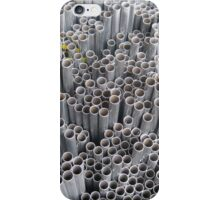 Pipe Ends ~ pillow collection iPhone Case/Skin