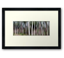 Tree Spirits Framed Print